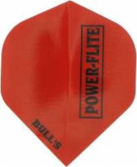 Bull's One Colour Powerflite - Solid Red